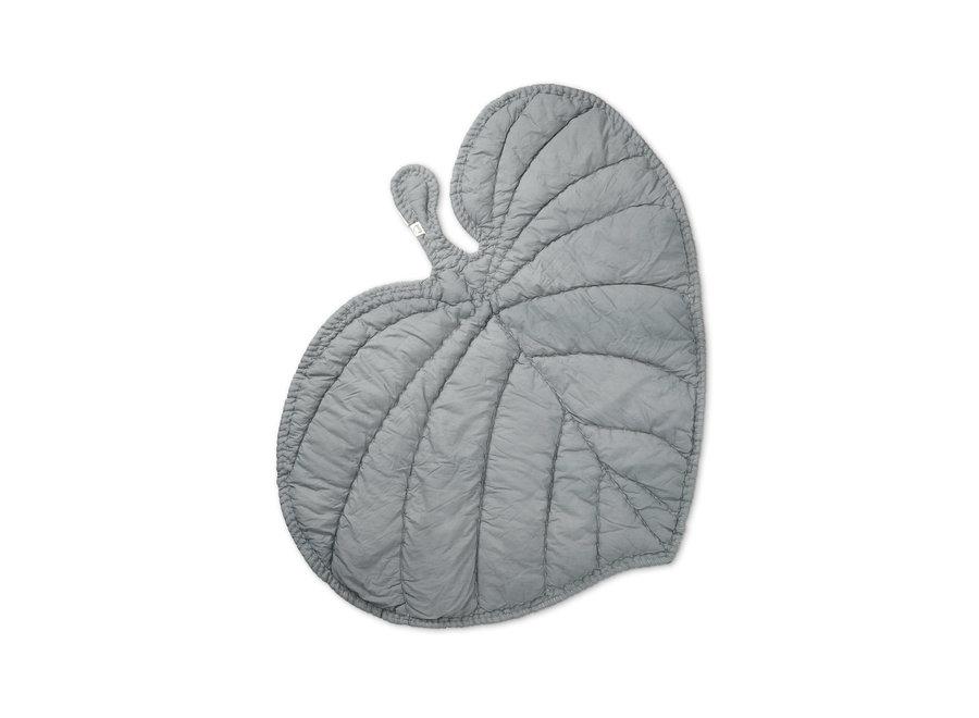 Nofred Leaf Blanket -Grey