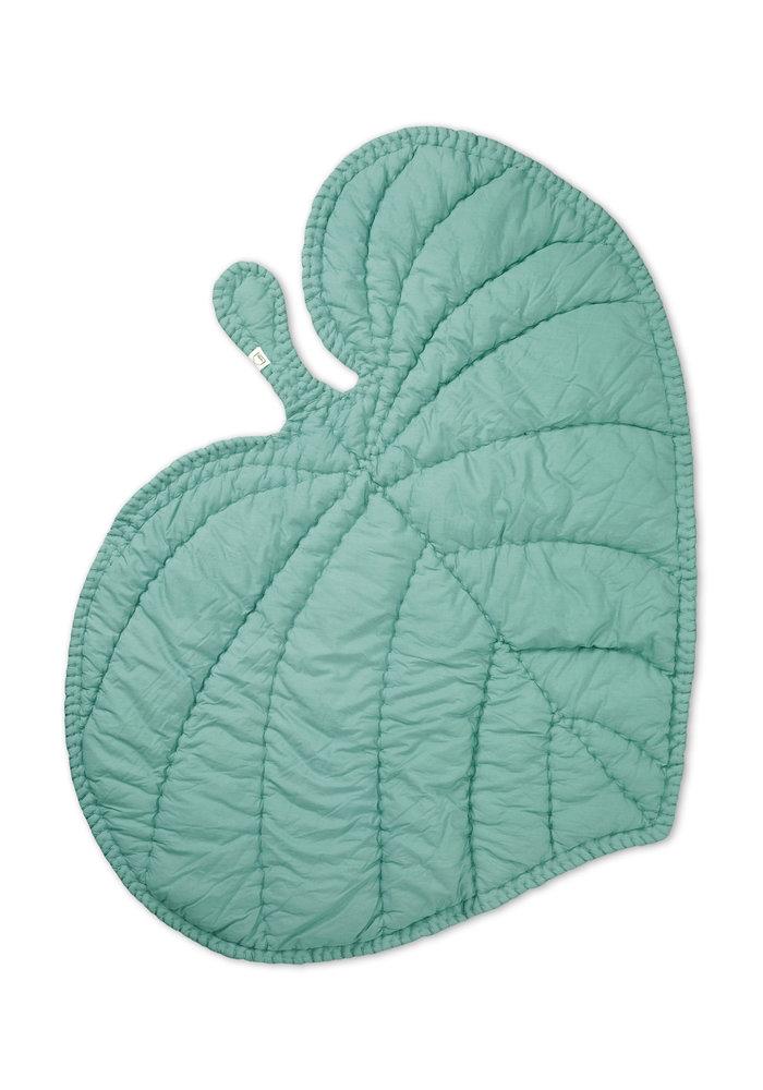 Nofred Leaf Blanket - Mint