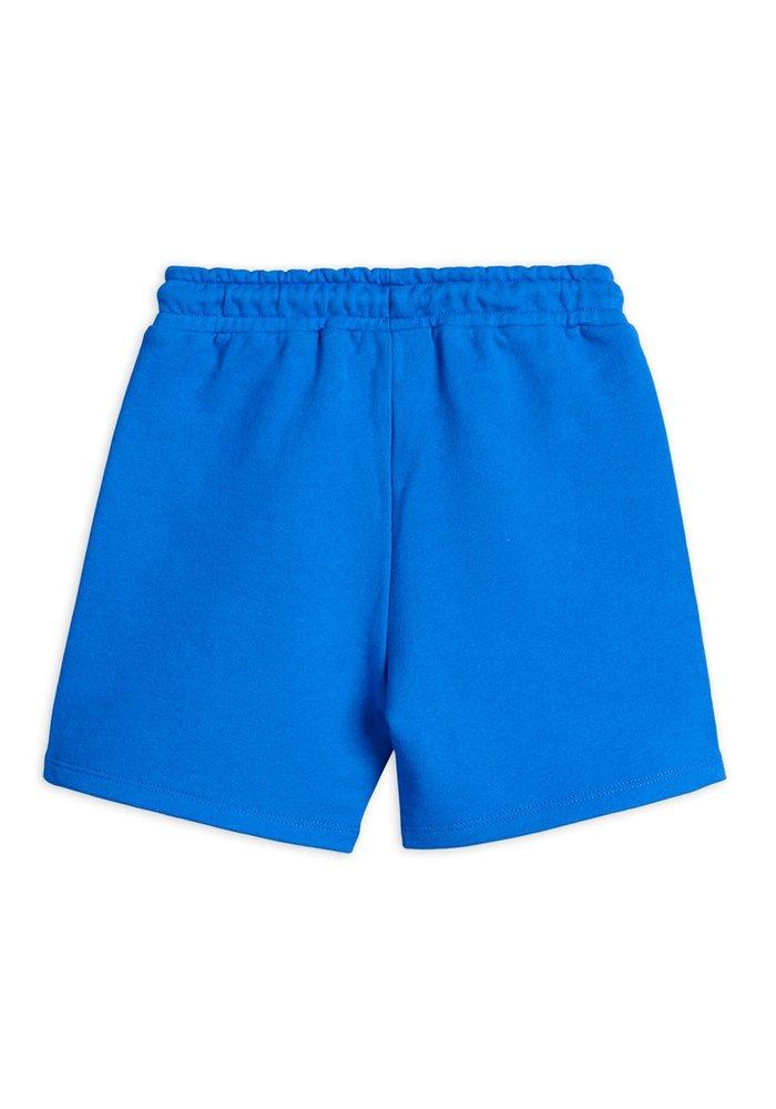 Mini Rodini Game Sweatshorts Blue