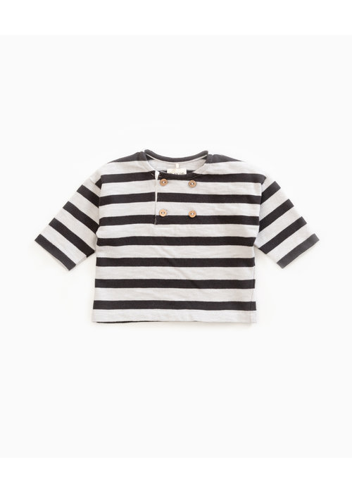Play Up Play Up Striped Jersey Sweater