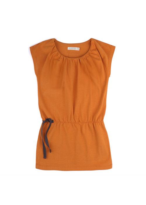 Phil&Phae Phil & Phae Dress Tangerine