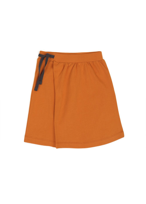 Phil&Phae Phil Phae Midi Skirt Tangerine