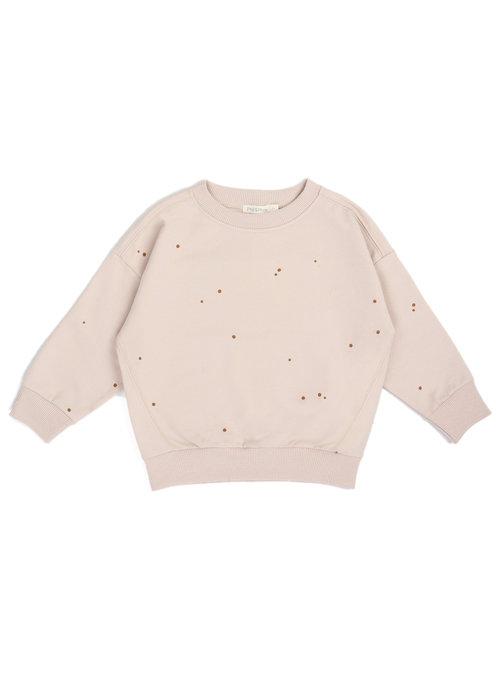 Phil&Phae Phil & Phae Oversized Summer Sweater Dots