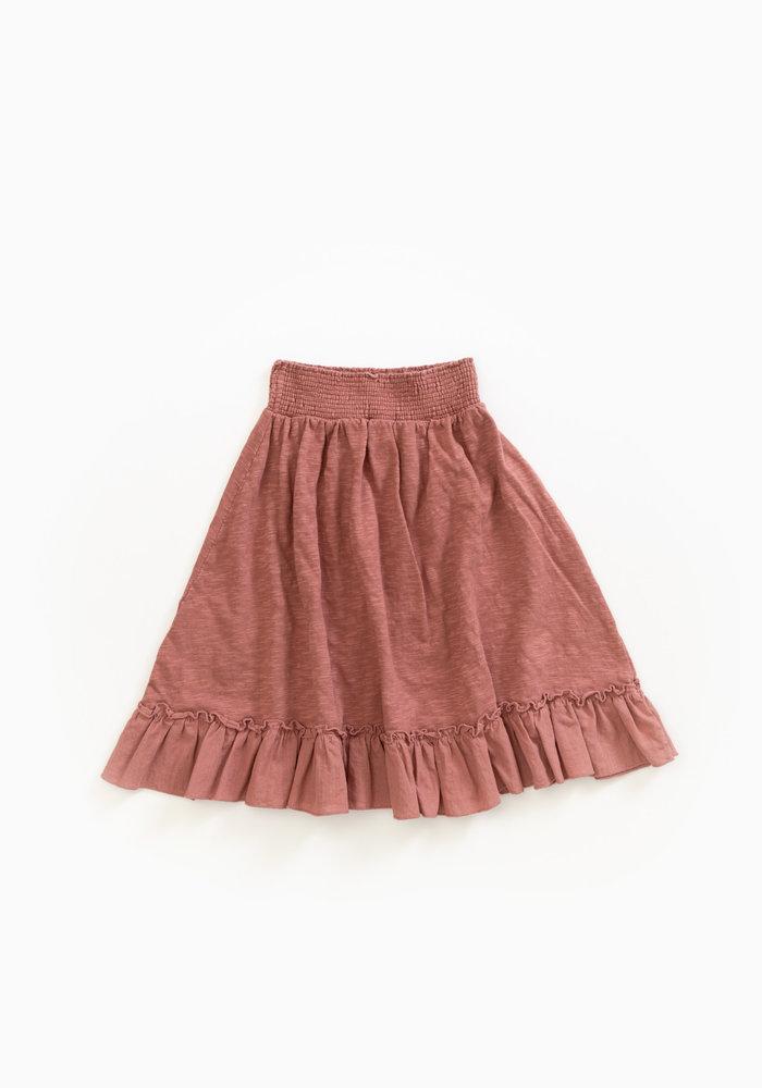 Play Up Flamé Jersey Skirt