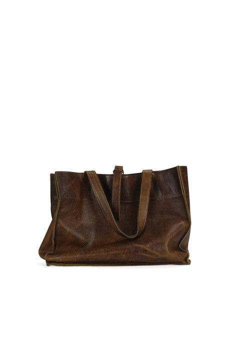 Philomijn Bags Philomijn Bags Shopper Medium Strong Cognac