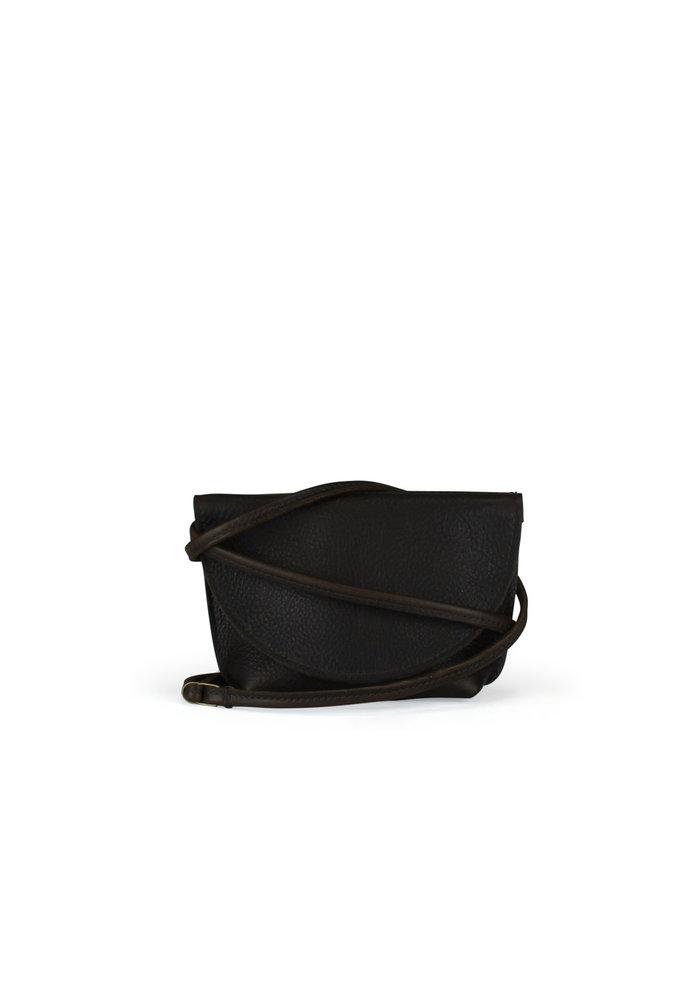 Philomijn Bags Anna Robust Dark Brown