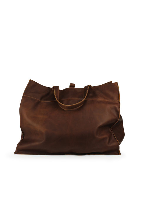 Philomijn Bags Philomijn Bags Shopper Big Strong Cognac