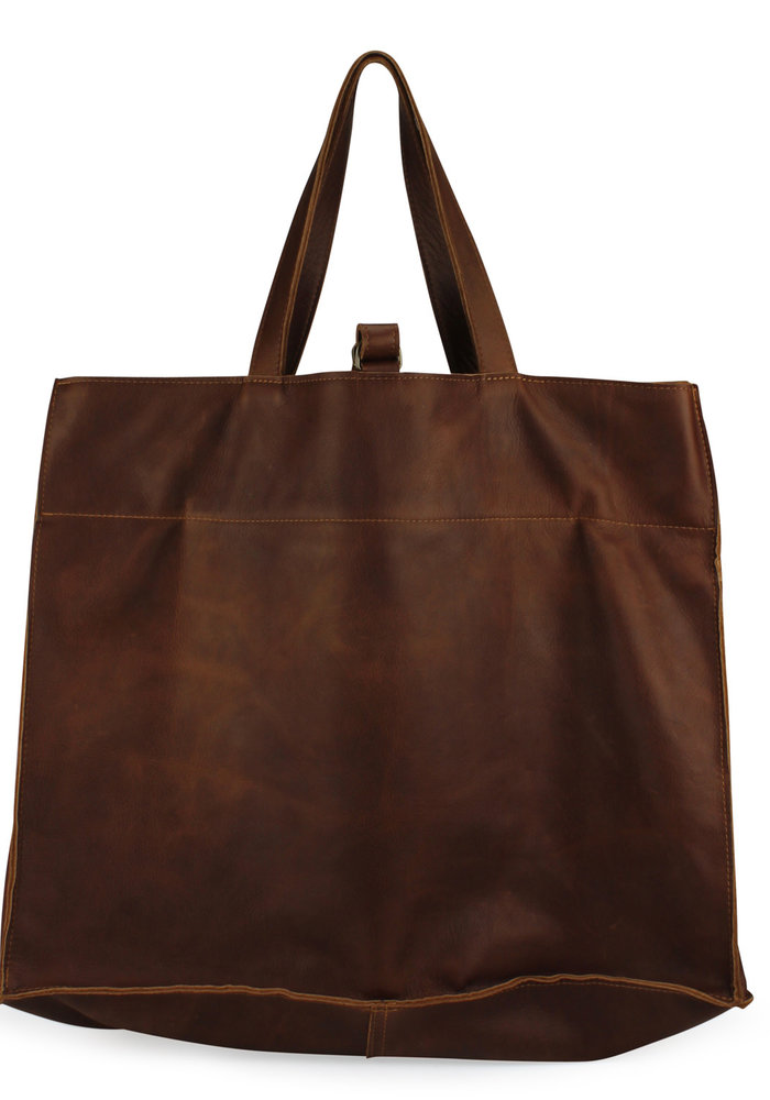 Philomijn Bags Shopper Big Strong Cognac