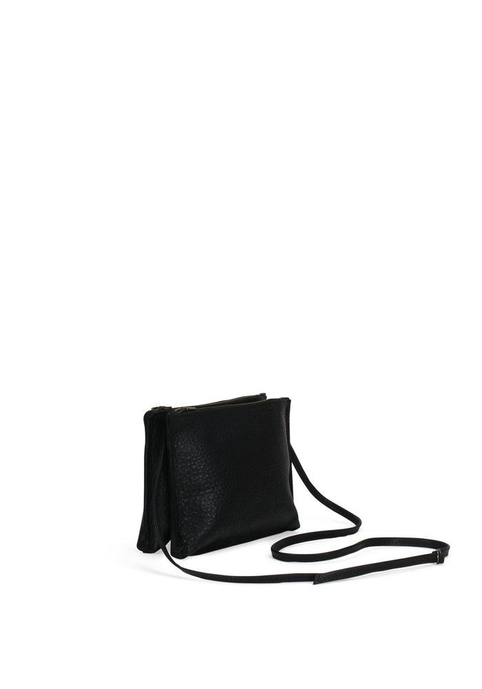 Philomijn Bags Twins Robust Cow Black
