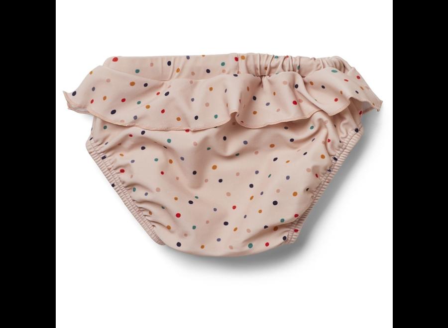 Liewood Elise Baby Girl Swim Pants Confetti Mix