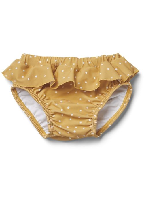 Liewood Liewood Elise Baby Girl Swim Pants Confetti Mellow Yellow