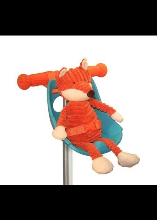 Microstep Micro Step Scootaseatz Kinderzitje voor Pop Aqua