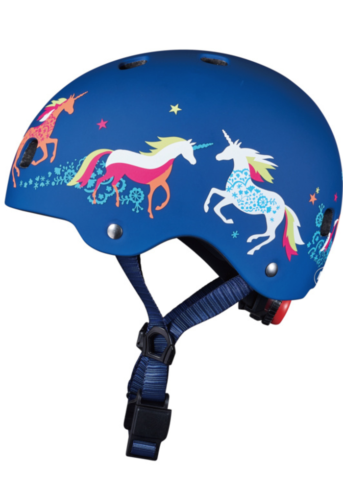 Micro Step Helm Deluxe Unicorn S (48-53cm)