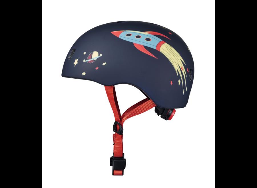 Micro Step Helm Deluxe Raket S (48-53cm)