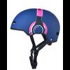 Microstep Micro Step Helm Deluxe Headphones blauw/roze S (48-53cm)