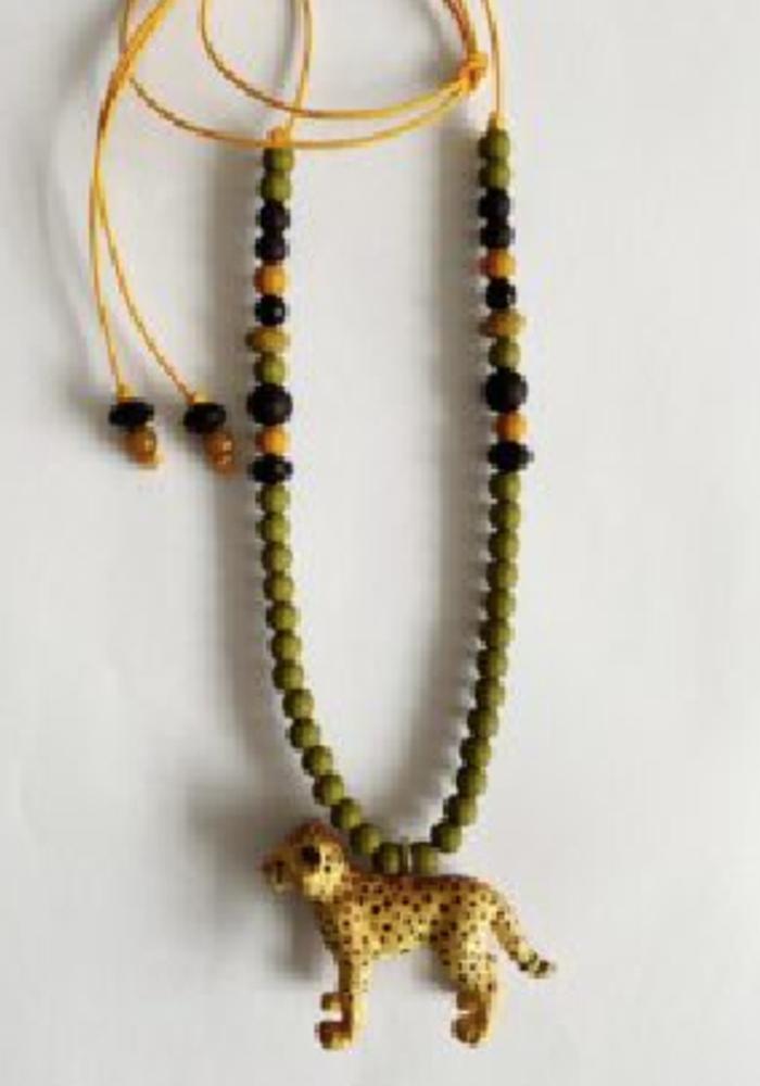 ByMelo Lev het Luipaard Ketting