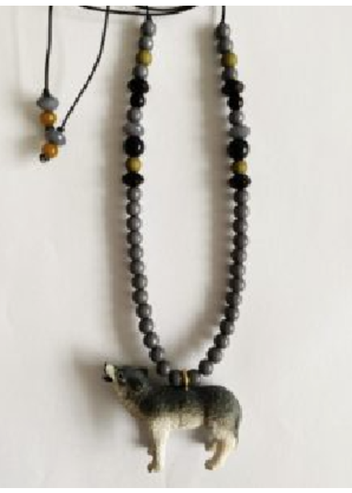 ByMelo ByMelo Wes de Wolf Ketting
