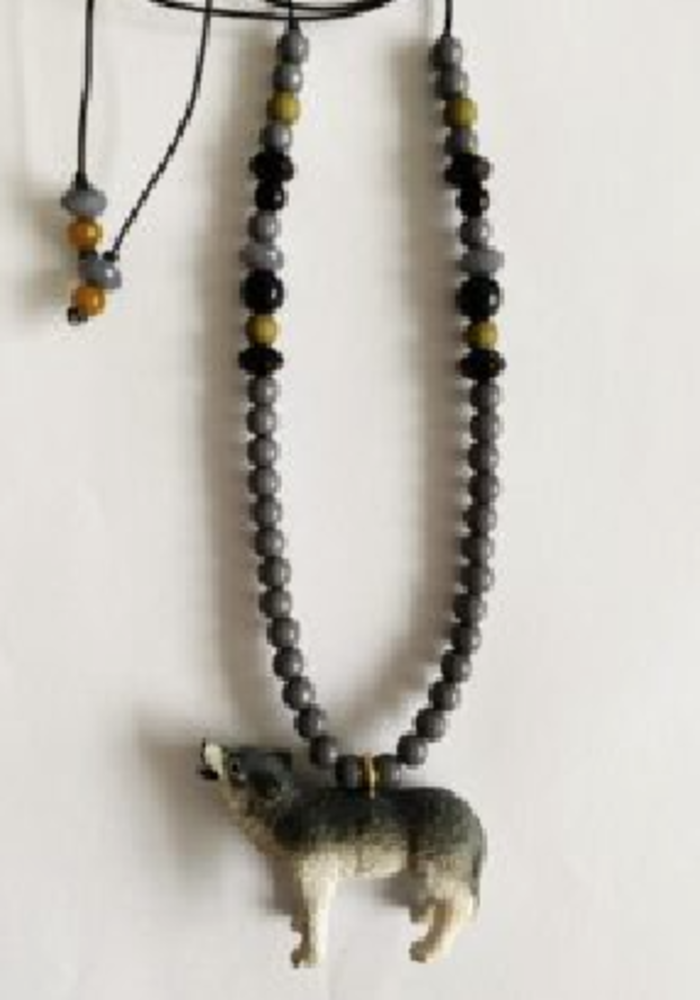 ByMelo Wes de Wolf Ketting