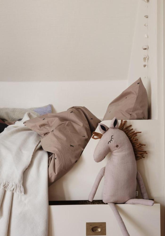 Ferm Living Horse Cushion Natural