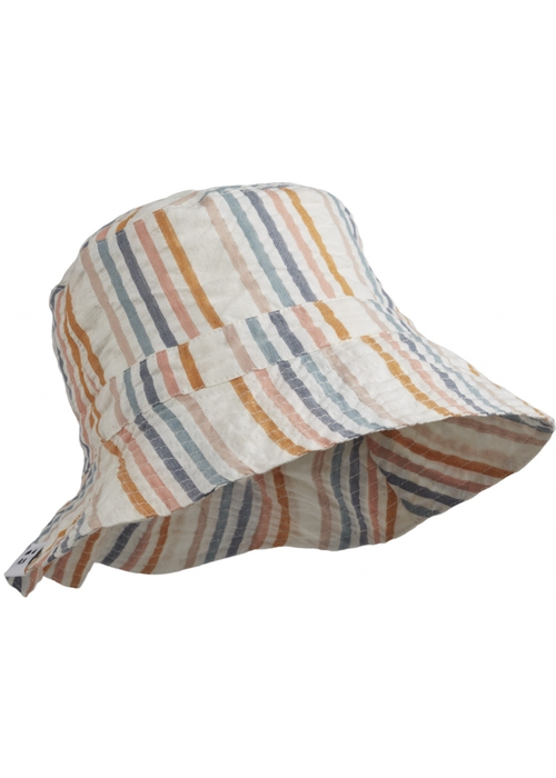 Liewood Liewood Sander Bucket Hat Stripe Multi