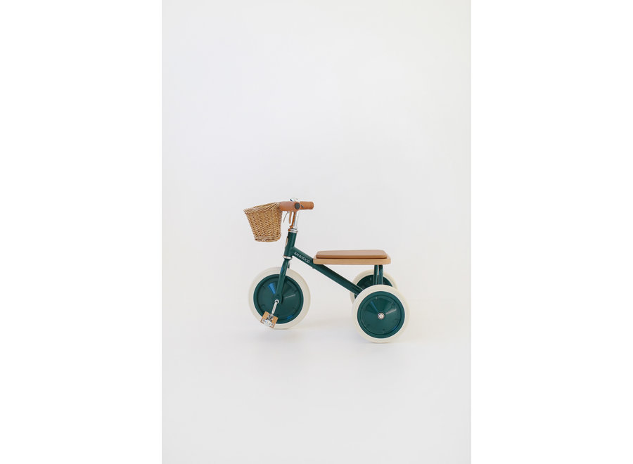 Banwood Trike Dark Green