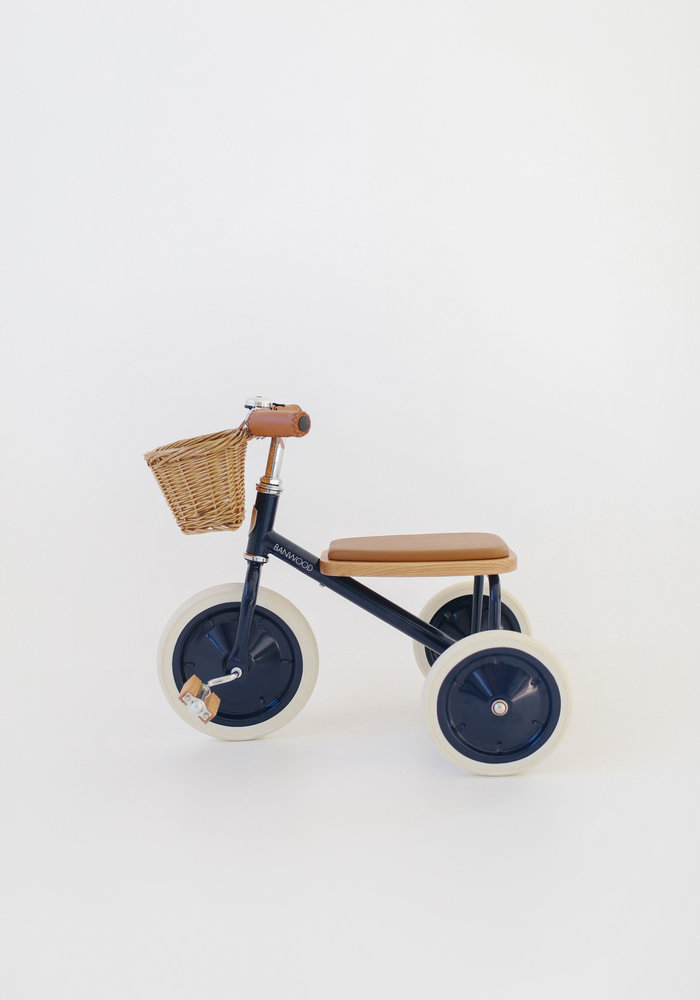 Banwood Trike Navy Blue