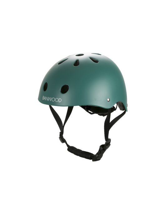 Banwood Banwood Helmet Dark Green