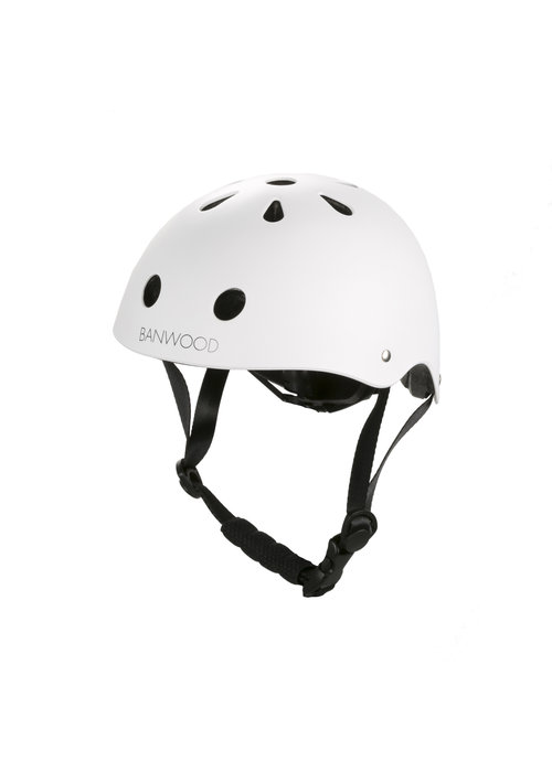 Banwood Banwood Helmet White