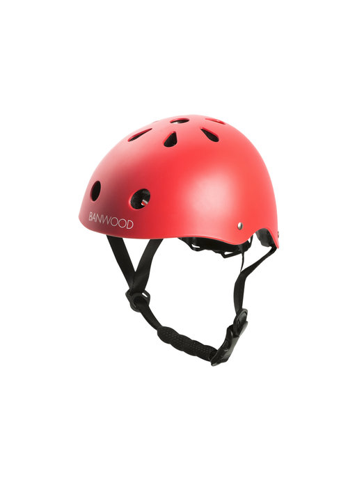 Banwood Banwood Helmet Red