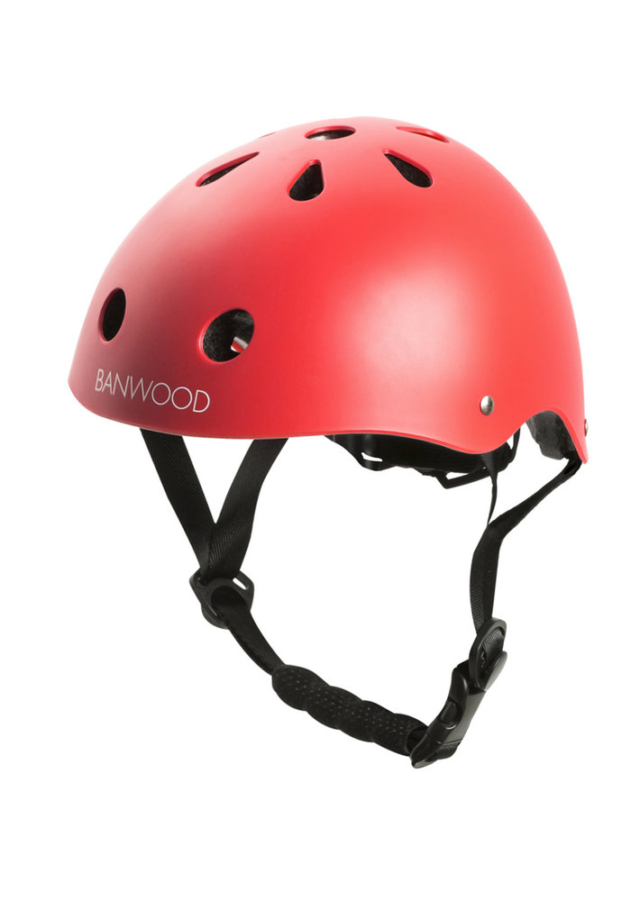 Banwood Helmet Red