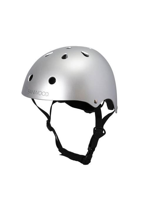 Banwood Banwood Helmet Chrome