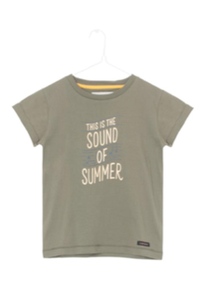 A Monday in Copenhagen Sound T-shirt Deep Army
