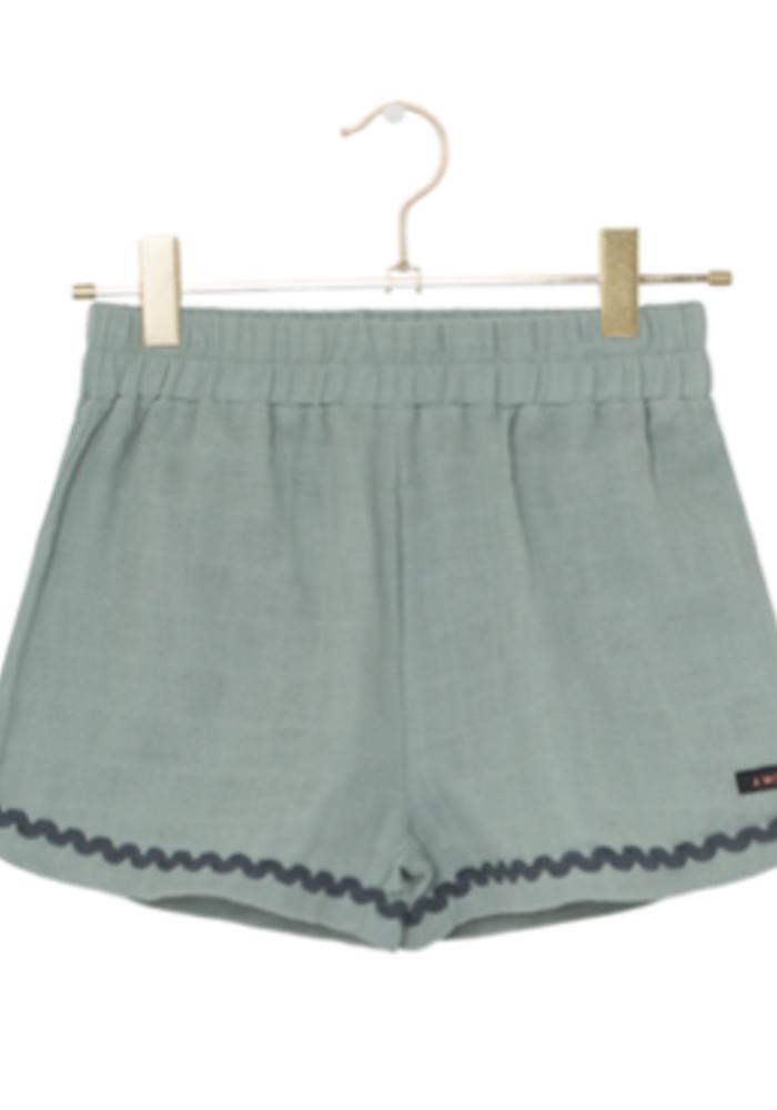 A Monday in Copenhagen Gigi Shorts Jadeite Green