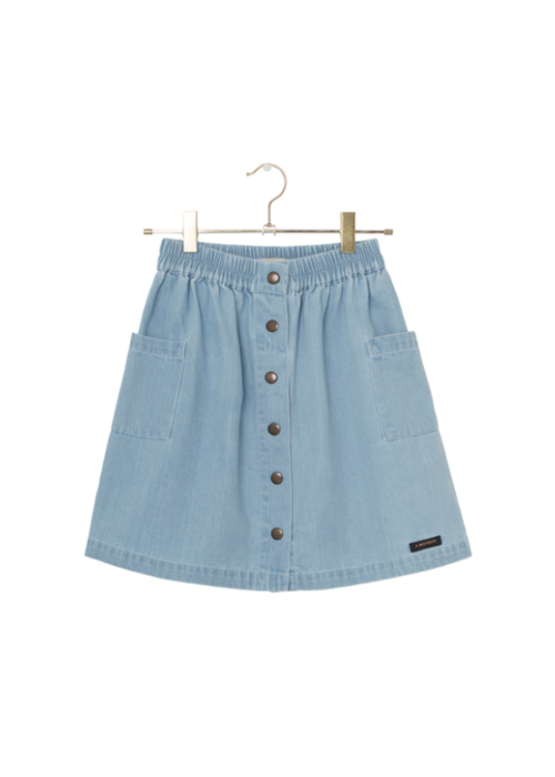 A Monday in Copenhagen A Monday in Copenhagen Sara Skirt Light Blue