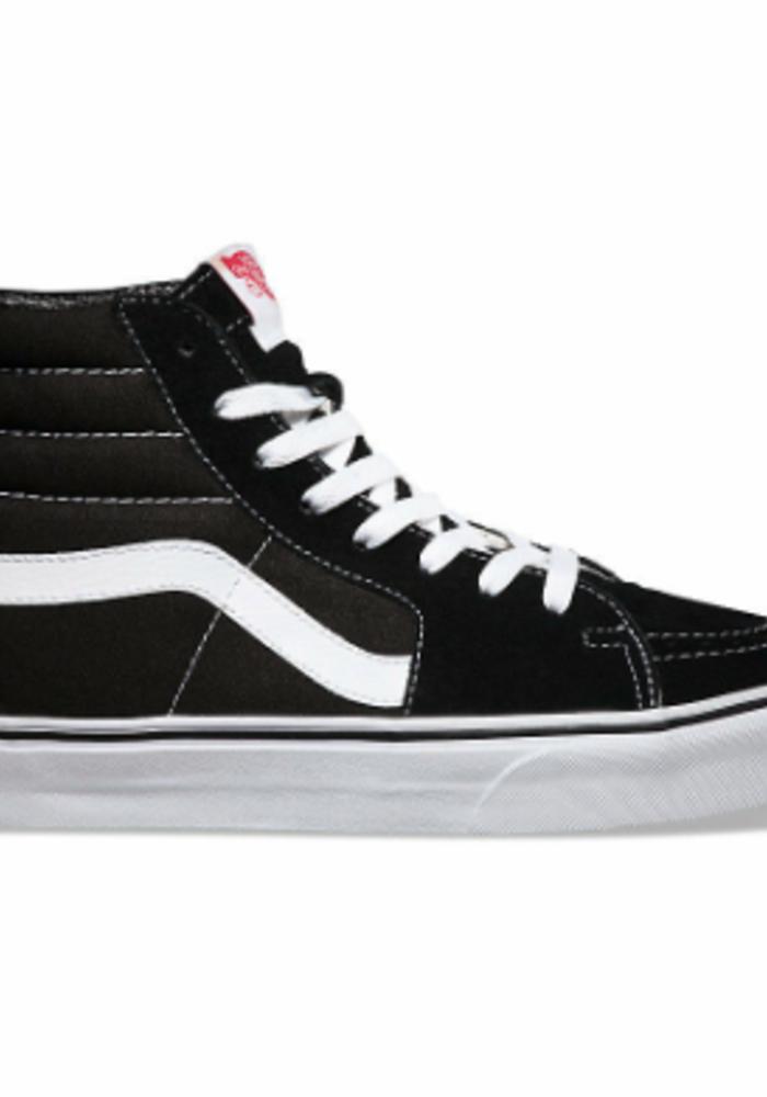 Vans UA SK8-Hi Black/White