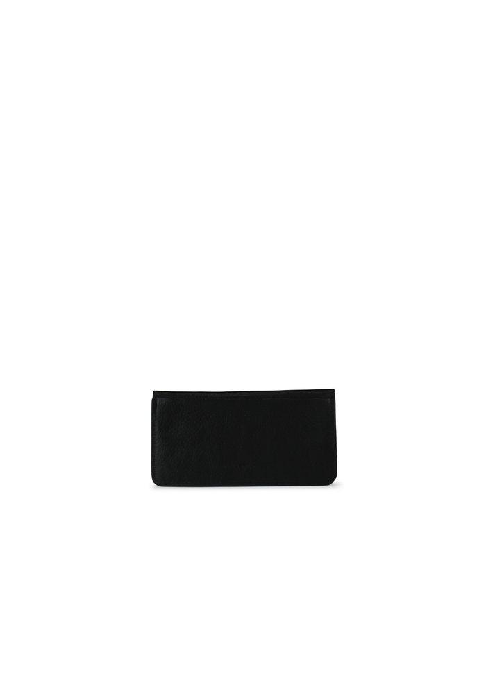 Philomijn Terra Wallet Dark Black