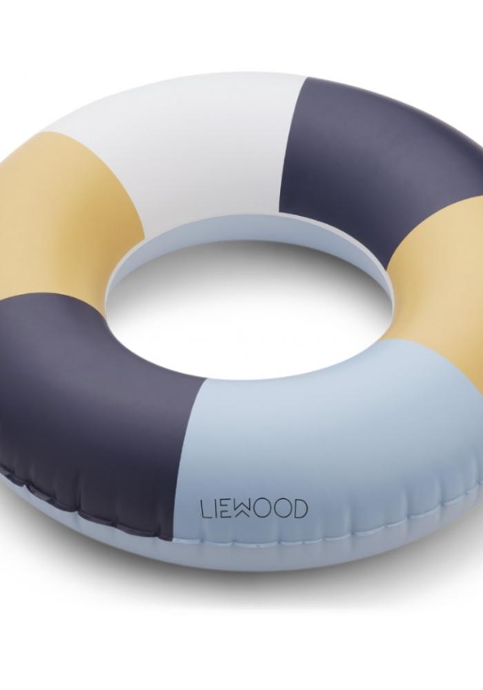 Liewood Baloo Swim Ring Blue Mix
