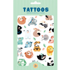 Petit Monkey Petit Monkey Tattoos Wild Animals