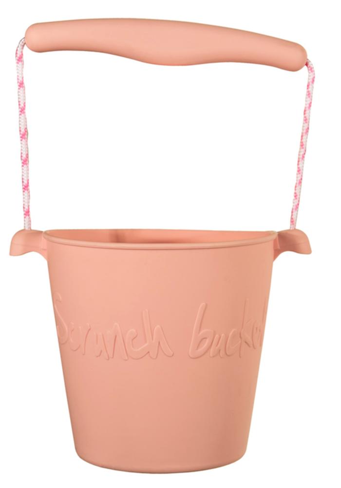 Scrunch Bucket Blush Pink