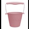 Scrunch Scrunch Bucket Dusty Rose