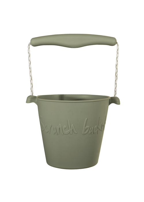 Scrunch Scrunch Bucket Misty Grey