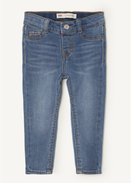 "LEVI'S LEVI'S Baby Girl 710 Superskinny ""the other guy"""