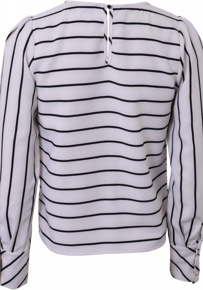HOUND Cuff Top Striped