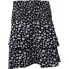 HOUND HOUND Smock Skirt Flower Print