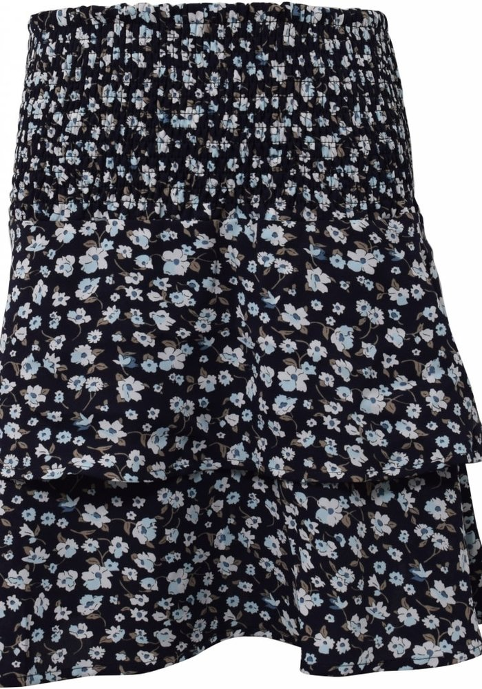 HOUND Smock Skirt Flower Print