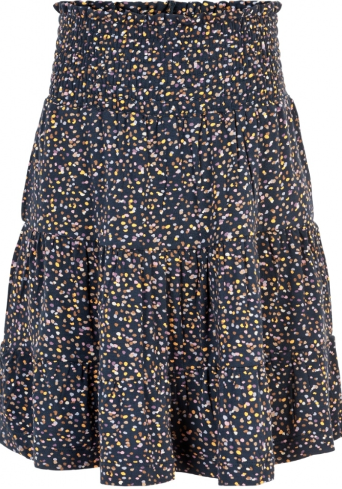 The New Polly Skirt Navy Blazer
