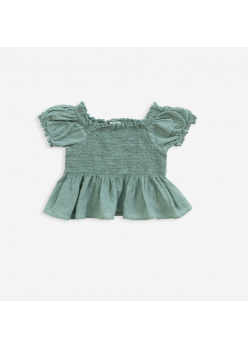 Play Up Play Up Sleeveless Top Bottle Green