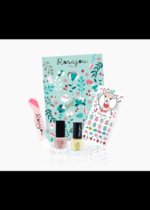 Rosajou Rosajou Pretty Nails Kit Ballerina X Capriche