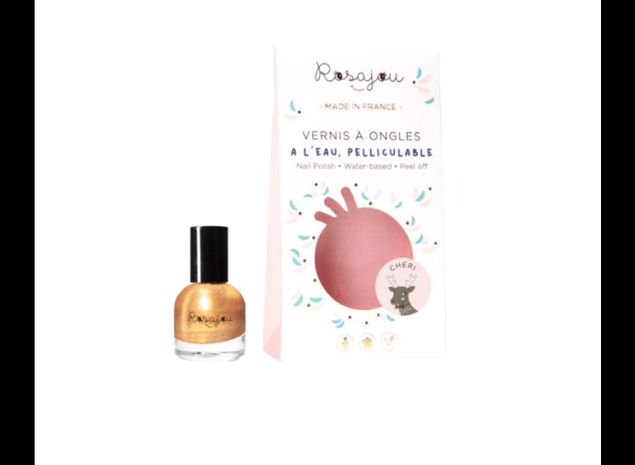 Rosajou Nagellak Chéri + Tatoeage in geschenkverpakking
