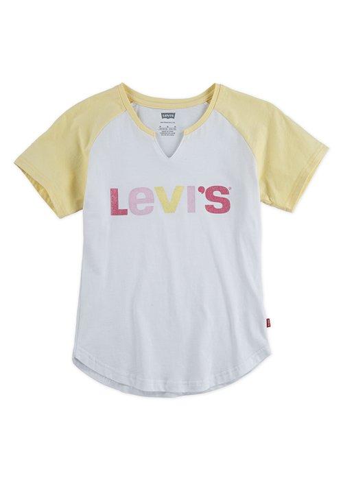 LEVI'S LEVI's Raglan Varsity Top